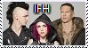 Icon For Hire Stamp by TheMoonRaven