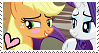 Rarijack Stamp by TheMoonRaven