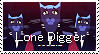 Lone Digger Stamp by TheMoonRaven