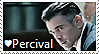 Percival Graves Stamp by TheMoonRaven