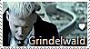 Gellert Grindelwald Stamp by TheMoonRaven