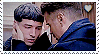Credence x Percival Stamp by TheMoonRaven