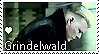 Grindelwald Stamp by TheMoonRaven
