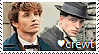 Newt x Credence Stamp by TheMoonRaven