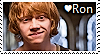 Ron Weasley Stamp by TheMoonRaven