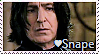 Severus Snape Stamp by TheMoonRaven