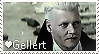 mr Grindelwald Stamp by TheMoonRaven