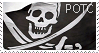 Pirates Of The Caribbean Stamp by TheMoonRaven