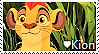 Kion Stamp by TheMoonRaven