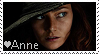 Anne Bonny Stamp by TheMoonRaven