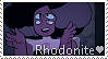 Rhodonite Stamp by TheMoonRaven