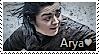 Arya Stark 2 Stamp by TheMoonRaven