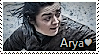 Arya Stark 2 Stamp by TheMoonRaven