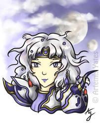 Final Fantasy Cecil [Plus Speedpaint] by Artemis-Yates