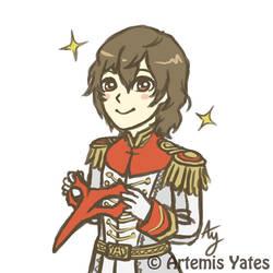 Goro Freaking Akechi by Artemis-Yates
