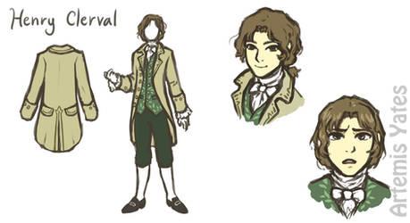 Henry Clerval