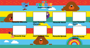 Hey Duggee Controversy Meme Blank
