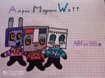 Ampoo, Magnero and Watt