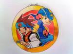 Megaman by XetaUzumaki
