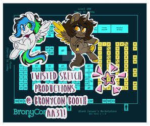 I'll be at the Final Bronycon!