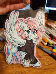MLP-MSP Traditional Badge - Rainshine