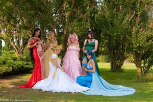Sailor Princess by Tatina84