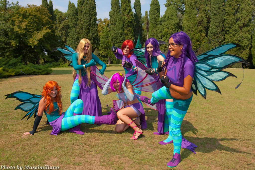 WITCH Hit 1 WINX By Tatina84  Sc 1 St DeviantArt