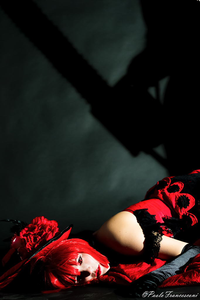 Madame Red by Tatina84