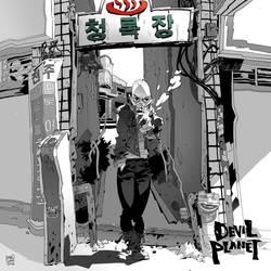Devil Planet KangGoon by kanggoon
