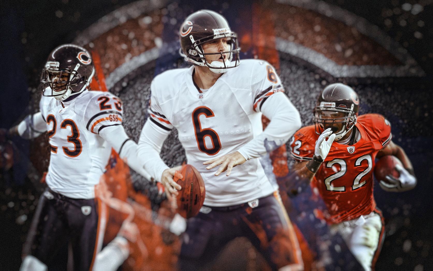 Chicago Bears Wallpaper By DaltoMOTM On DeviantArt
