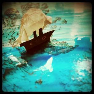 Sea by sinyakina