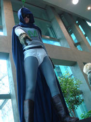 Mysterion cosplay