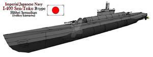 I-400 Artillery Variant