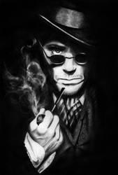 Sherlock Holmes.