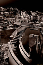 The staircase - La scalinata