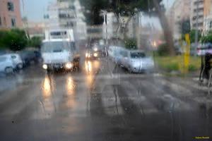 Traffic and rain 2