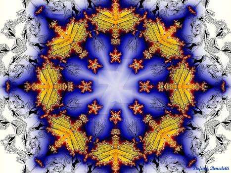 Golden crystals - I cristalli dorati