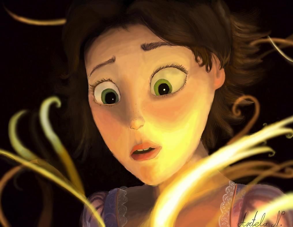 Rapunzel by AngelaNedeljkovic