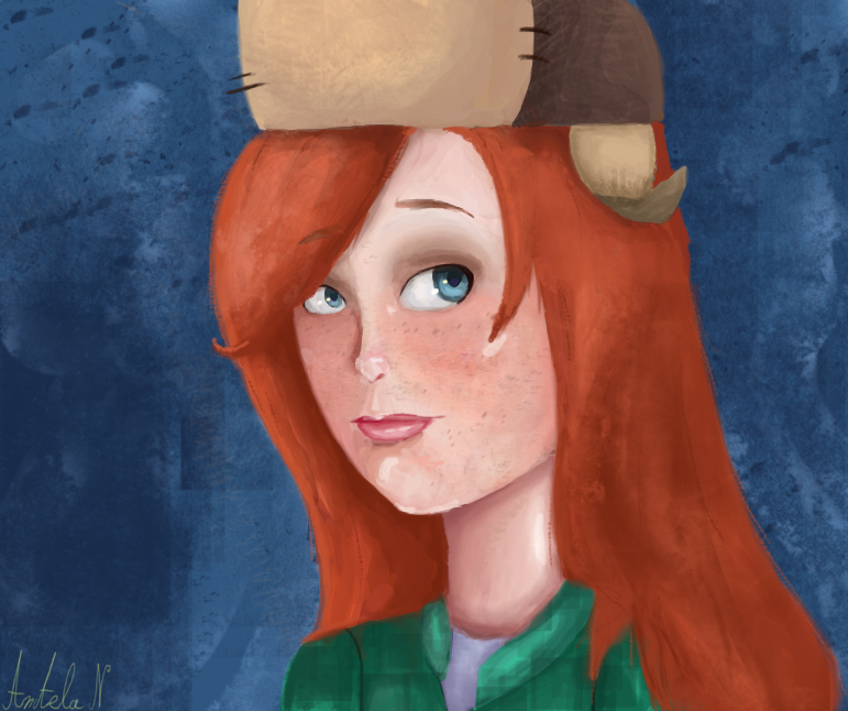 Wendy by AngelaNedeljkovic