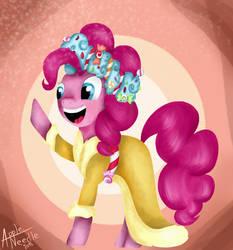 Pinkie's carol by AppleNeedle
