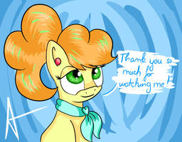 Thanks for the watch by AppleNeedle