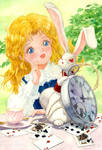 Alice and MarchHare