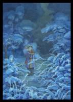 Light of snow by efira-japan