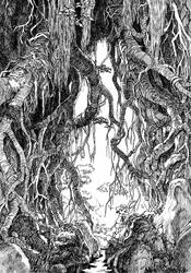Cave by efira-japan