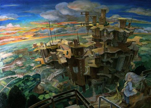 Castle of wind