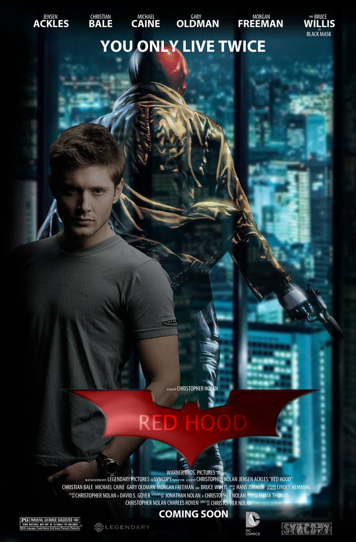 Red Hood - Movie Poster