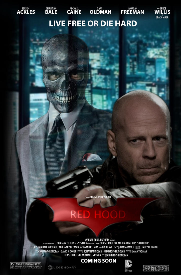 Pictures the red hood - Hood novi ...