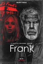 Frank - Theatrical Poster #2 by Delorean7