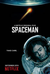 Spaceman - Teaser Poster by Delorean7