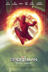 Marvel's Spider-Man: Public Enemy - Poster by Delorean7